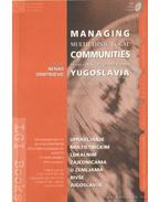 Managing multiethnic local communites in the countries of the former Yugoslavia - Nenad, Dimitrijevic