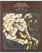 Osvaldo Guayasamin ecuadori festőművész kiállítása - Neruda, Pablo