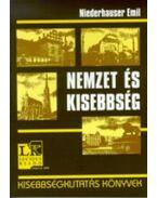 Nemzetés kisebbség - Niederhauser Emil