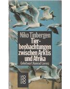 Tierbeobachtungen zwischen Arktis und Afrika - Tinbergen, Niko