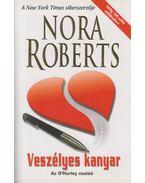 Veszélyes kanyar - Nora Roberts