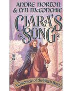 Ciara's Song - NORTON, ANDRÉ - McCONCHIE, LYN