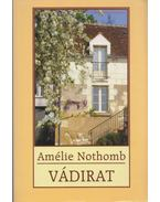 Vádirat - Nothomb, Amélie