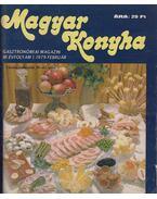 Magyar Konyha 1979 - Egybekötött teljes évfolyam - Nyerges Ágnes