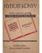 Nyitott Könyv - Darvas János, Győry Dezső, Szenes Erzsi, Vozári Dezső