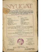 Nyugat 1927 junius 16 (XX. évf. 12. szám) - Ignotus