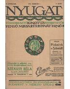 Nyugat 1912 3. szám - Ignotus