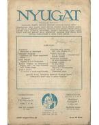 Nyugat 1926. augusztus 16. - Ignotus