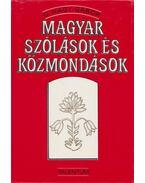 Magyar szólások és közmondások - O. Nagy Gábor