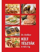 Dr. Oetker kelt tészták A-tól-Z-ig - Oetker dr.