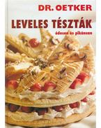 Leveles tészták - Oetker dr., Neulaender Márta (szerk.)