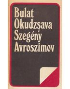 Szegény Avroszimov - Okudzsava, Bulat