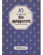 Biogyógyszerek - Oláh Andor