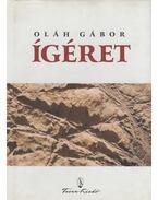 Ígéret (dedikált) - Oláh Gábor