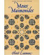 Moses Maimonides - Oliver Leaman