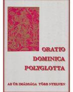 Oratio Dominica Polyglotta - Az Úr imádsága több nyelven (reprint)