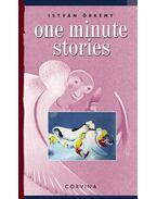 One Minute Stories - Örkény István