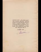 Pán hétágú sípján (Versek) (Számozott, aláírt) - Orosz Iván