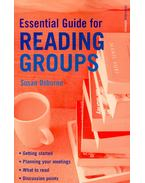Essential Guide for Reading Groups - OSBORNE, SUSAN