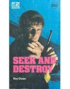 Seek and Destroy - OWEN, RAY