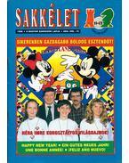 Sakkélet 1998 11-12. - Ozsváth András