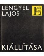 Lengyel Lajos kiállítása (dedikált) - P. Brestyánszky Ilona, Major Máté