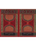 Jókai-szótár I-II. - P. Eőry Vilma (szerk.), T. Somogyi Magda (szerk.), Balázs Géza, J. Soltész Katalin, Kiss Gábor