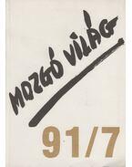 Mozgó Világ 1991/7 - P. Szűcs Julianna