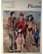 Pablo Picasso: Prima parte