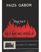 Magyar légi katasztrófák - Paizs Gábor