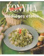 Magyar konyha - zöldséges ételek - Pákozdi Judit