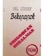 Békepapok - Pál József