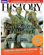 BBC History VI. évfolyam 7. szám - 2016. Július - Papp Gábor