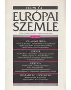 Európai szemle 1999/4 - Papp Gábor