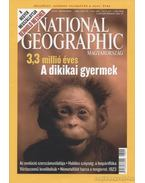 National Geographic Magyarország 2006. november - Papp Gábor