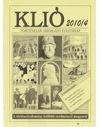 Klió 2010/4. - Papp Imre