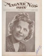 Magyar Nők Lapja 1941. III. évfolyam 12. szám - Papp Jenő
