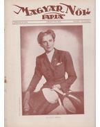 Magyar Nők Lapja 1942. IV. évfolyam 28. szám - Papp Jenő
