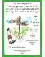 Lerne gerne Deutsch! - 3 - Papp László, Kiss Judit