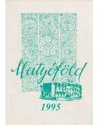 Matyóföld 1995 - Papp Péter, Sárközi Zoltán, Demjén István, Hajdu Imre, Répászky Zoltán, Lévay Györgyi, Kiss Gyula