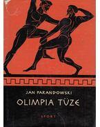 Olimpia tüze - Parandowski, Jan