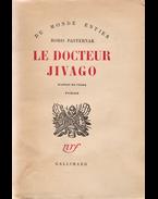 Le docteur Jivago. (1958) - Paszternak, Borisz