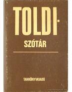 Toldi-szótár - Pásztor Emil