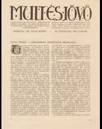 Mult és jövő. IX. évfolyam, 1919 [Teljes, egybekötve] - Patai József