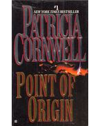 Point of Origin - Patricia Cornwell