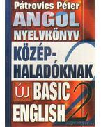 Angol nyelvkönyv középhaladóknak - Pátrovics Péter