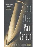 Cold Steel - Paul Carson