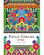 Utak - Naptár 2019 - Paulo Coelho
