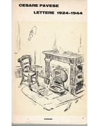Lettere 1924-1944 - Pavese, Cesare