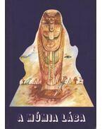A múmia lába - Pelle János